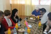 Qatari medical delegation visits the association
