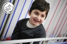 """الطفل الجميل """"مُحمد"""" داخل قسم الرعاية الدائمة في#مركز_سجى"""