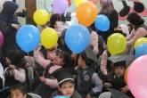 بالصور : تكريم مدرسة سجى لطلبتها بعد انتهاء الفصل الدراسي الأول