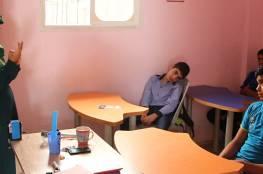 جمعية مبرة فلسطين للرعاية تتفتح مدرسة سجى للتربية الخاصة