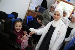 طالبات من مدرسة الماجدة وسيلة يزورون مركز سجى