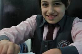 بالصور : طلبة مدرسة سجى يواصلون تقديم امتحانات نهاية الفصل الدراسي الأول.