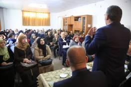 مبرة فلسطين تعقد اجتماعا لأهالي الحالات