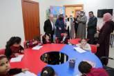 السفير العمادي يتفقد سير العمل في مركز حمد بن جاسم للرعاية التأهيلية المتكاملة بغزة