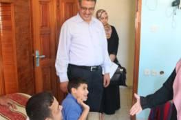 """مركز العقل والجسد يزور جمعية  """"مبرة فلسطين """""""