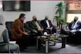 وفد من مستشفى سمو الشيخ حمد بن خليفة ال ثاني للتأهيل والأطراف الصناعية يزور مركز حمد بن جاسم للرعاية التأهيلية المتكاملة.